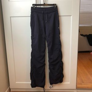 Lululemon Athletica Dance Studio Pants Lined sz 2